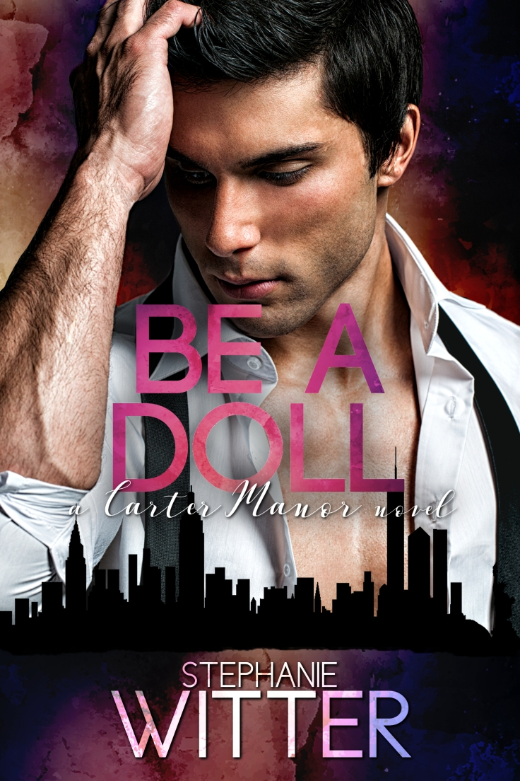 Ebook cover BE A DOLL.jpg
