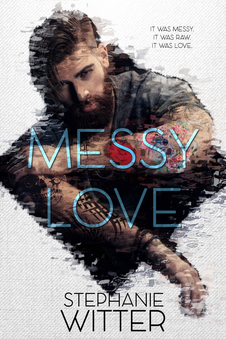 cover MESSY LOVE