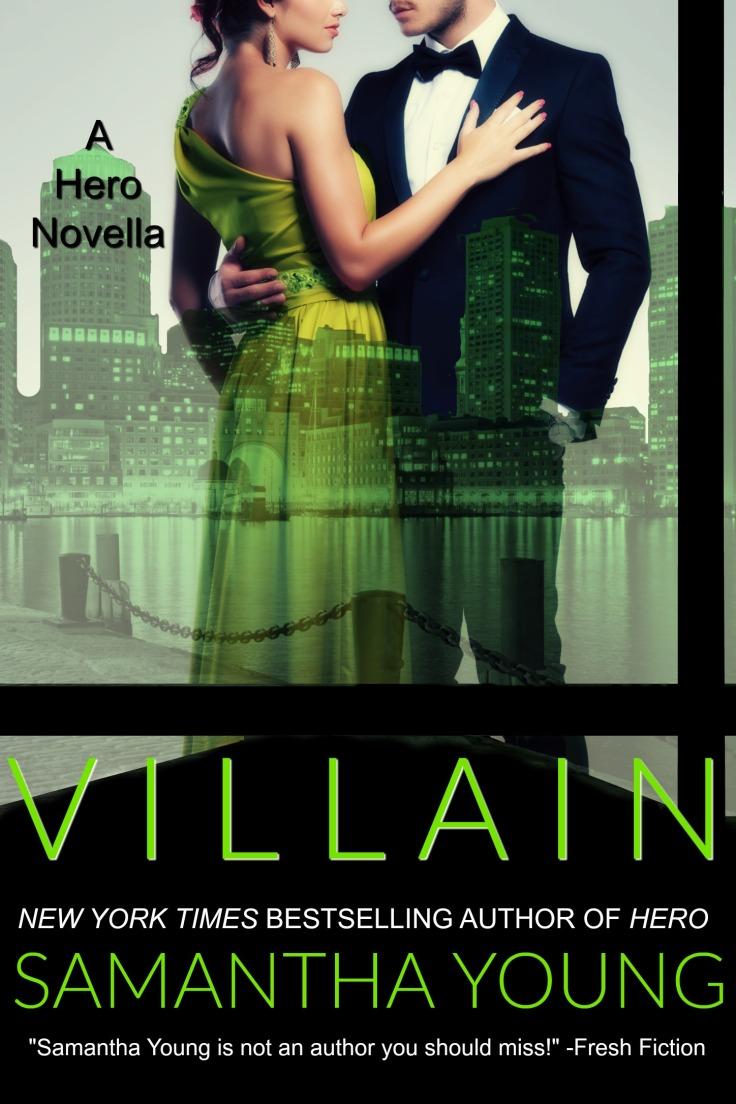 Villain Cover