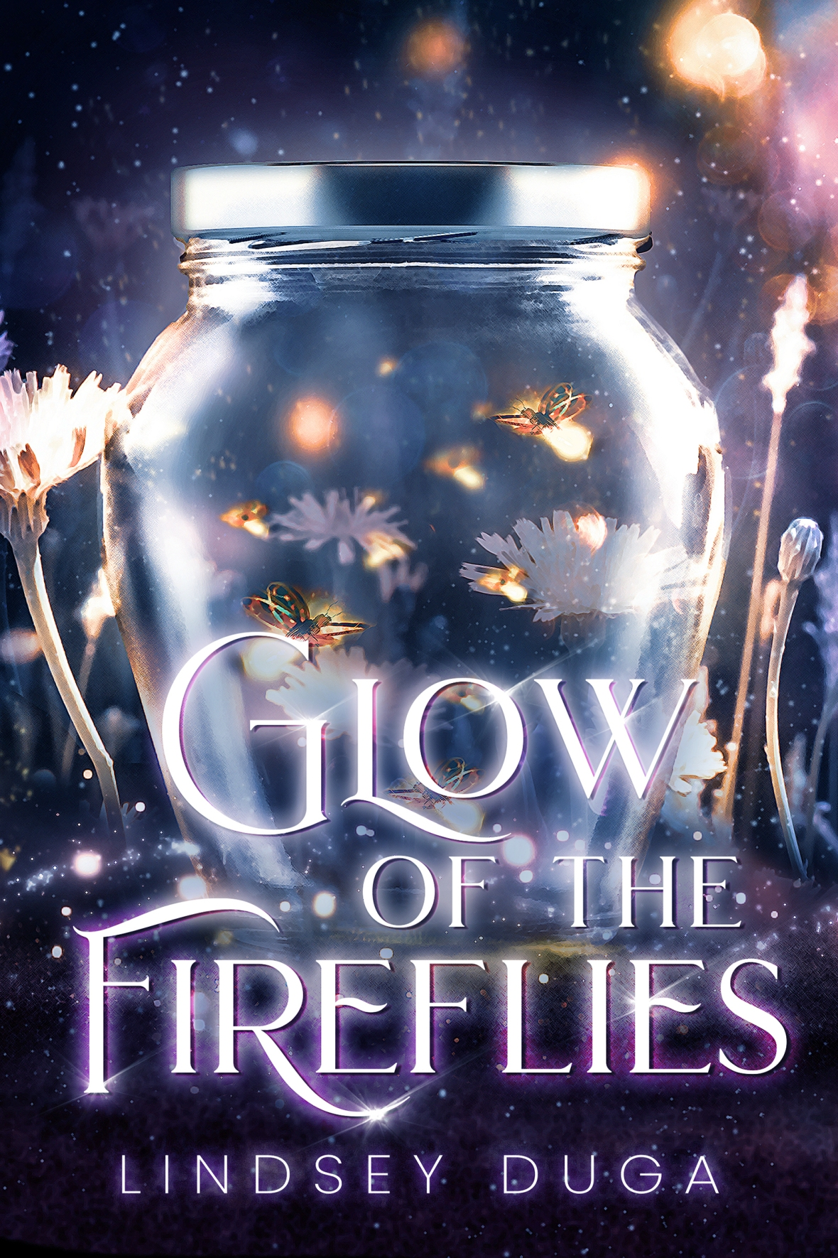 Glow Of The Fireflies Cover